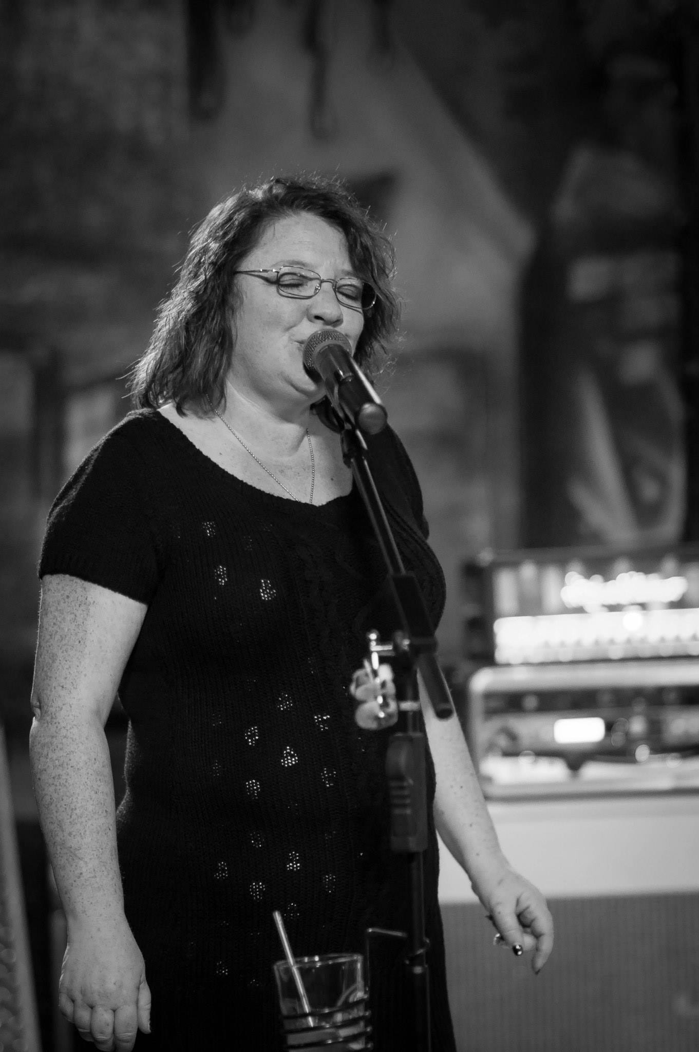 Debbie Brown - Vocals
